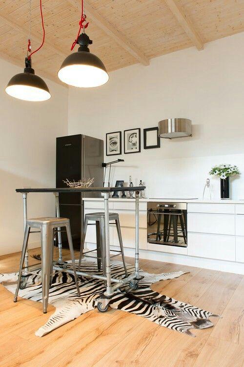 63 best Wohnen im Industrie-Stil images on Pinterest Apartments - interieur design moderner wohnung urbanen stil