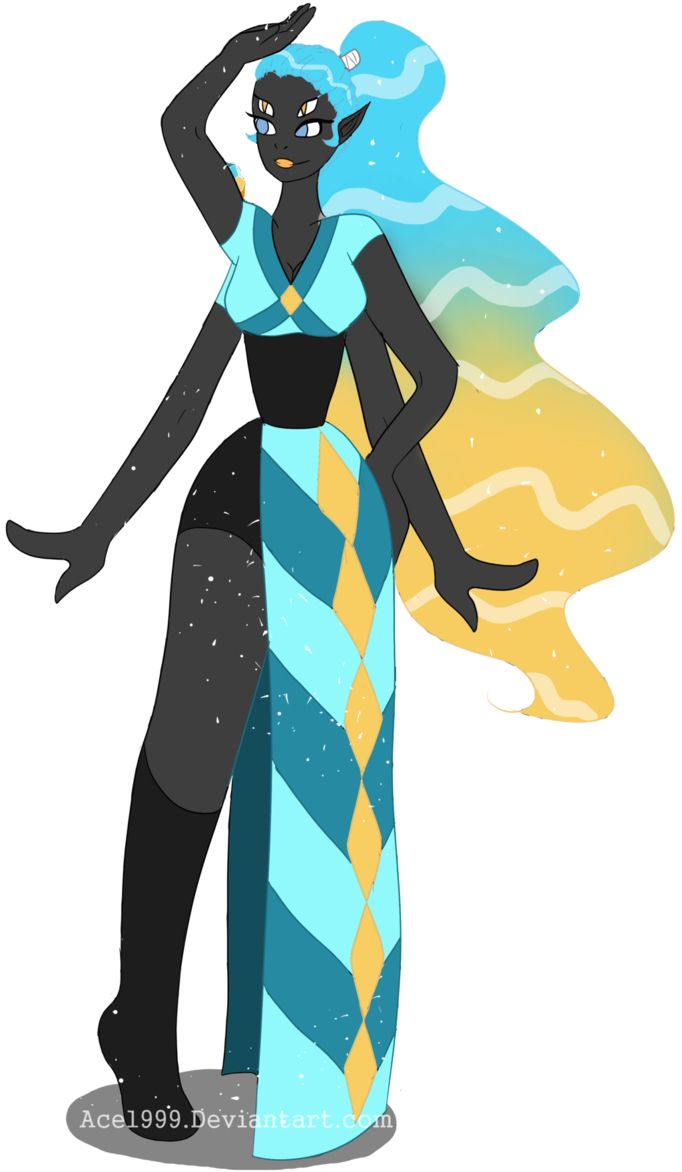 Gem Fusion - Labradorite by Ace1999 on @DeviantArt