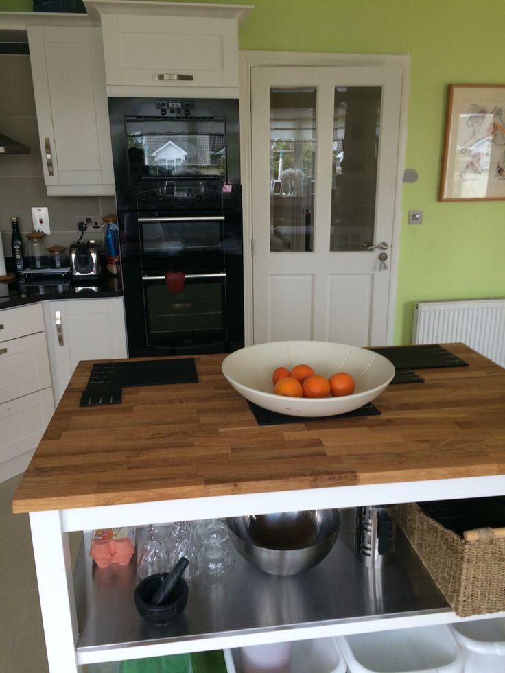 Kitchen nearly done