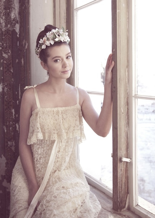 Parant Parant Bridal Hairaccessories / Photo: Johan Lindberg / Published on www.dittbrollop.se