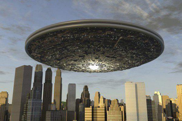 В сеть попало пугающее видео неопровержимого доказательства существования НЛО