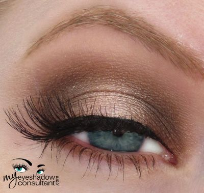 MAC Eyeshadows: Brown Down, All That Glitters, Cork, & Bisque