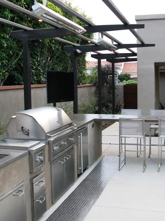 1000 images about bbq on pinterest design santa cruz - Coleman small spaces bbq decoration ...