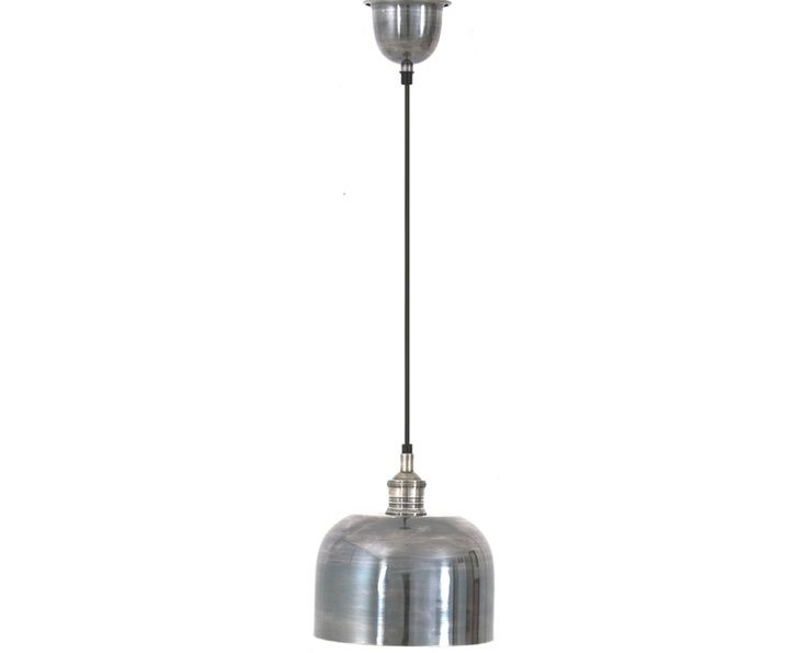 Antique Silver Hanging Lamp (Small) - Lighting | Weylandts South Africa