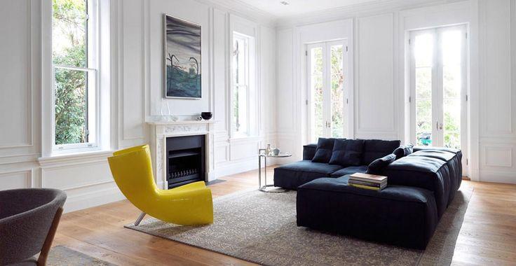 Arredare in stile classico e moderno - #LivingCorriere #design