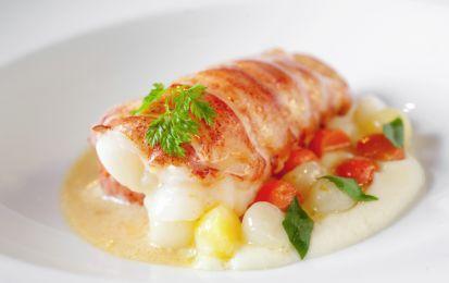 Astice bollito - Ecco la più semplice delle ricette con l'astice, bollito e servito con della maionese o semplicemente con olio e limone