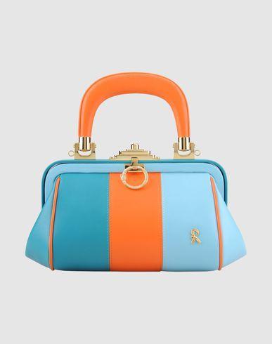 Roberta di Camerino leather bag: Camerino Leather, Women Handbags, Leather Bags, Women'S Handbags, Bags 1190, Of Dressing, Camerino Medium, Roberta Of, Medium Leather