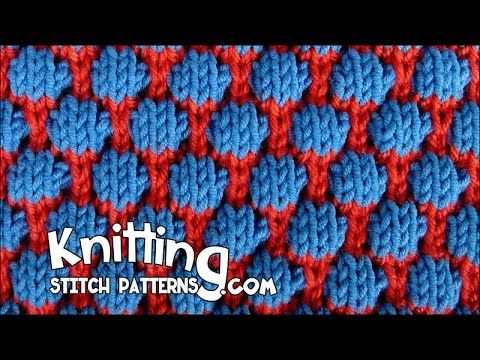 Blister Check or Coin Stitch - YouTube