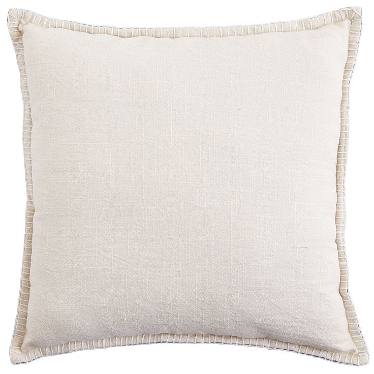 Smoke Blue Throw Pillow : Stella Pillow - Smoke Blue Pier 1 Imports Home and such Pinterest Blue, Pier 1 imports ...