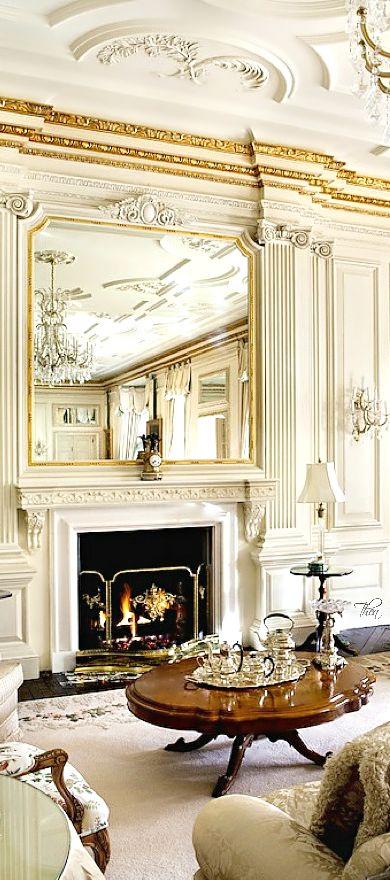 Living ROOM: The Most Luxurious Pieces And Ambiences You