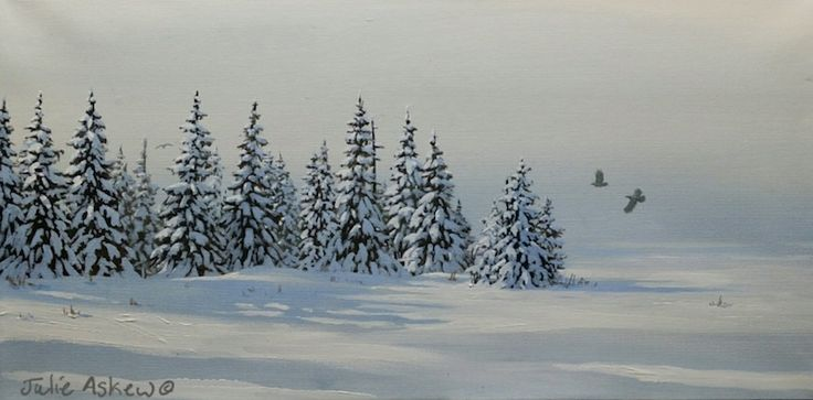 How Many Days Till ....?  Creating a Winter Scene as a Special Gift by BobDavies