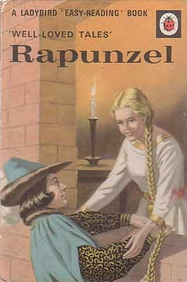 The Wee Web - Rapunzel