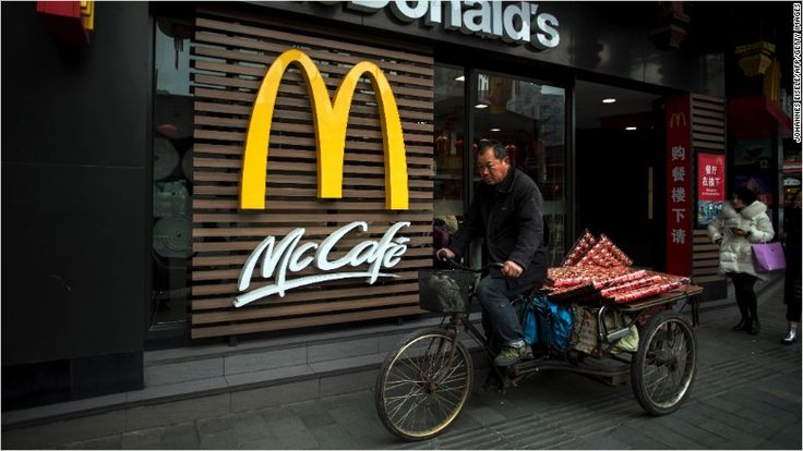 McDonald's gives up control of its China business in $2 billion dollar deal