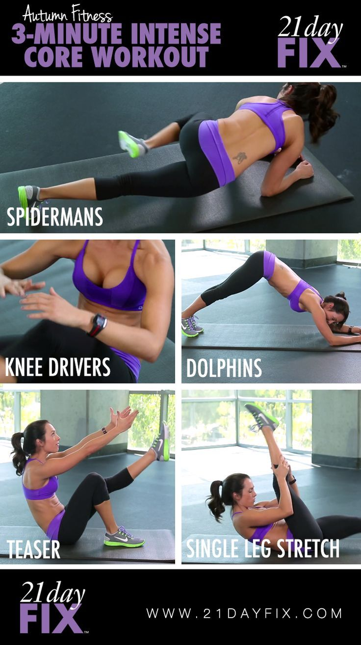 Awesome core workout!