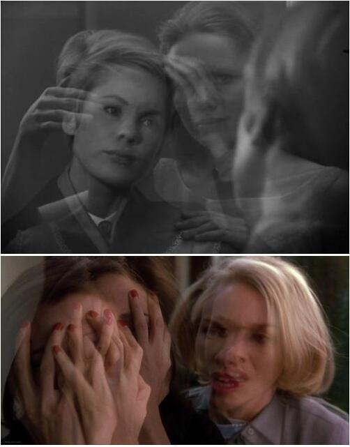 Persona (Ingmar Bergman, 1966) | Mulholland Drive (David Lynch, 2001)