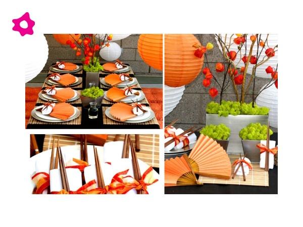 Decoraci n de boda oriental decoraci n para boda for Decoracion oriental