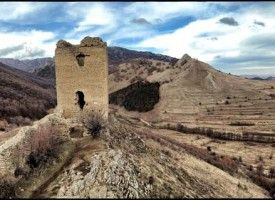 Colțești Fortress, in Alba - by Răzvan Antonescu
