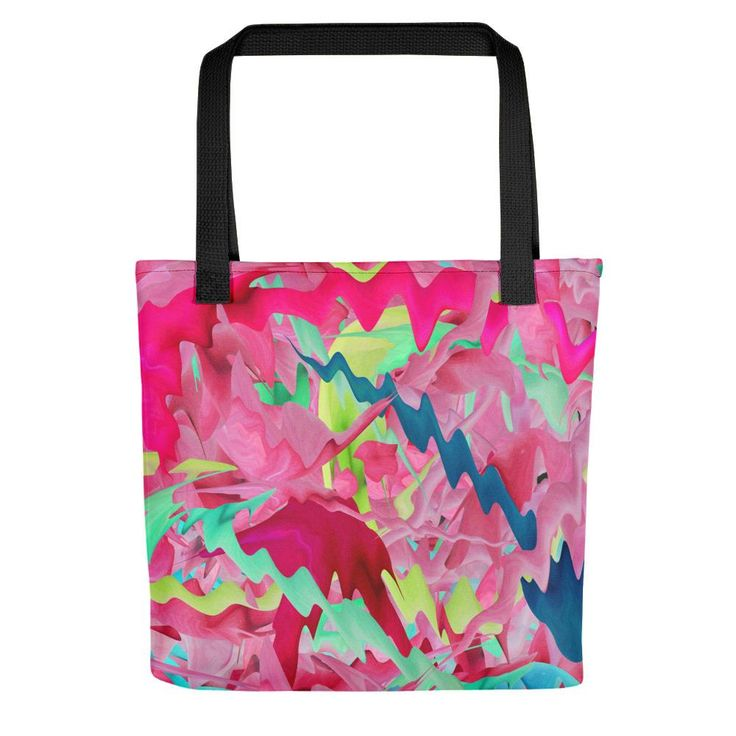 Pinky paradise Tote bag