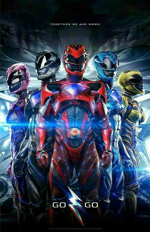 Power Rangers Series / パワーレンジャーシリーズ