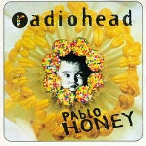 Radiohead - Pablo Honey LP Record Album On Vinyl