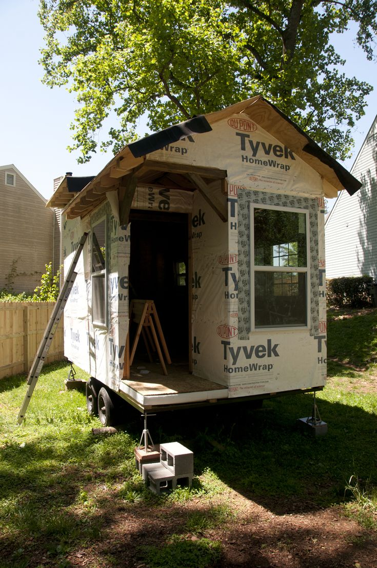 Tiny House Q + A: What should a beginner know before building a Tiny House?