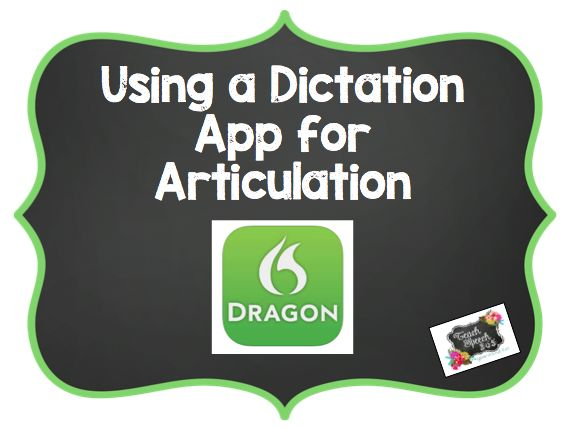 I've been using this idea for a few years with my older students, but never blogged about it. First, you need to download a dictation app, such as Dragon Dictation (which is free). Next, you …