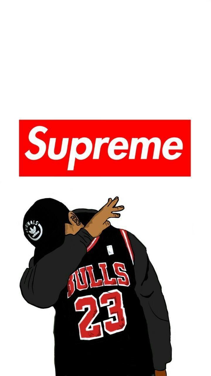 720x1280 Supreme Cartoon Iphone Wallpaper Reviewwalls Co