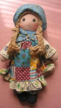 Holly Hobby doll