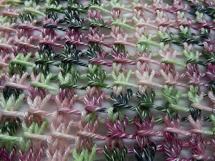 Bamboo stitch tutorial by JCLN
