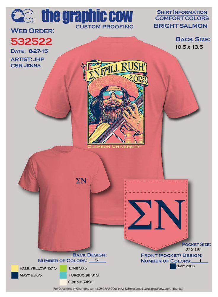 16 best rush design images on pinterest sorority shirts for Frat pocket t shirts