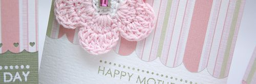 Mother's Day White Banner