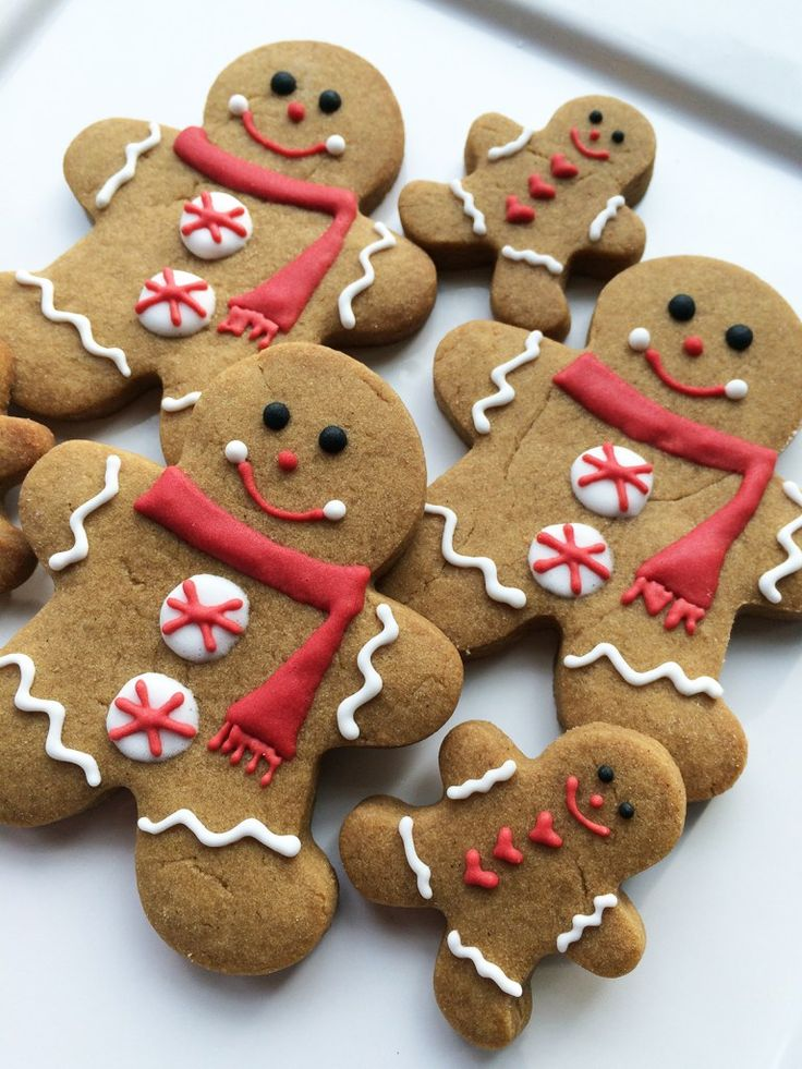25+ Best Ideas about Gingerbread Man Cookies on Pinterest ...