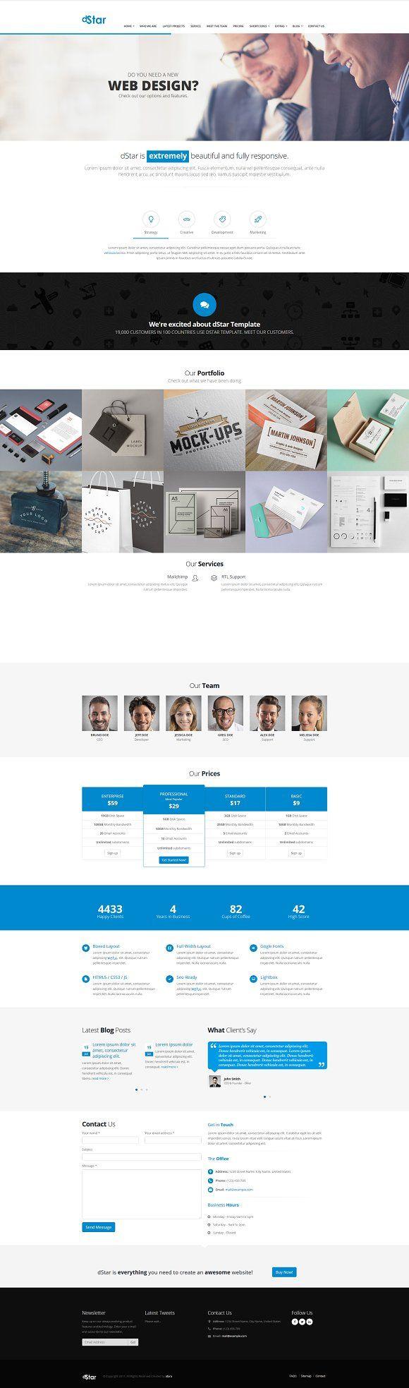 1101 besten HTML CSS Templates - HTML CSS Design - HTML5 Design ...