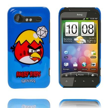 Angry Birds HTC Incredible S Cover (Egg Shell)