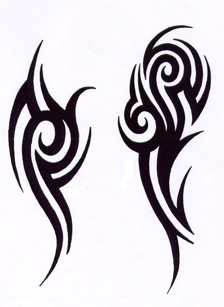 tribal tattoo design Tribal Tattoo Designs and Meanings