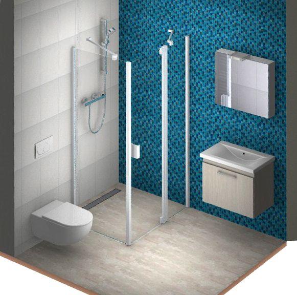 61 best images about 3d badkamer ontwerpen on pinterest for Ontwerp badkamer 3d