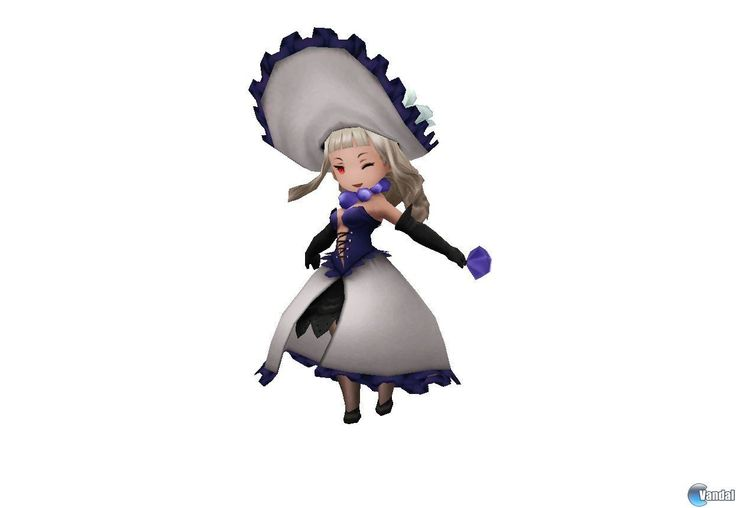 bravely second end layer 3ds | Imagen Bravely Second: End Layer - Nintendo 3DS Imagen 102