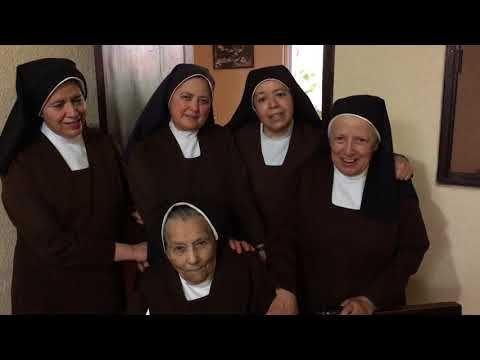 VIDA DE CLAUSURA: Carmelitas Descalzas - YouTube