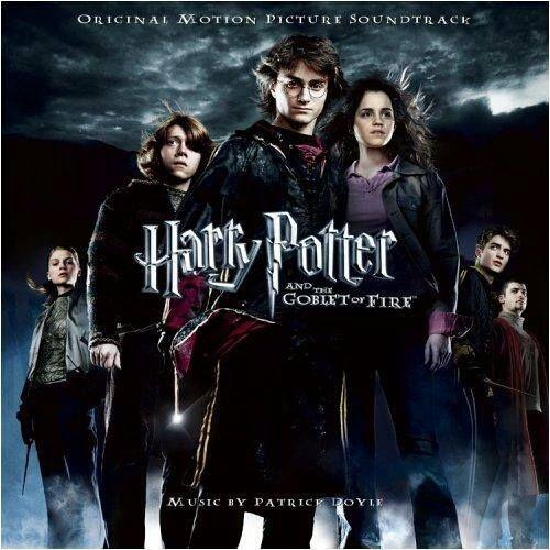 BSO: Harry Potter y el cáliz de fuego.