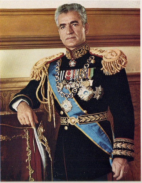 His Imperial Majesty Mohammad Reza Pahlavi - The Shah Of Iran, 1966