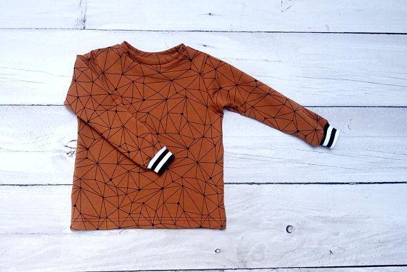 geometric sweatshirt boys sweatshirts Baby boy sweatshirt