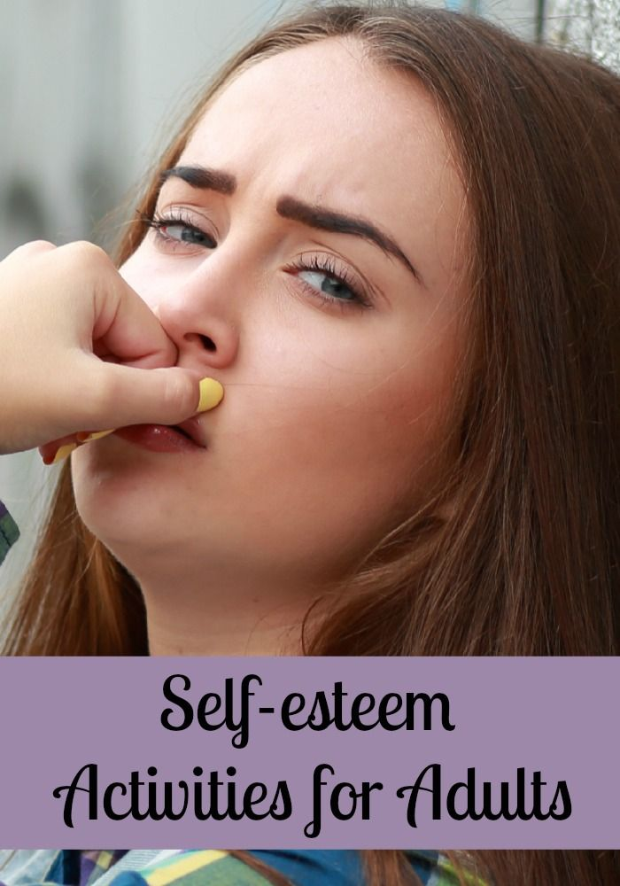 There are plenty of self-esteem activities for adults that you can do to help yourself feel better about you! Check out a few of our favorites!