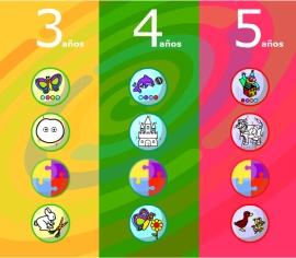 Actividades para Educación Infantil: Juegos SEHACESABER