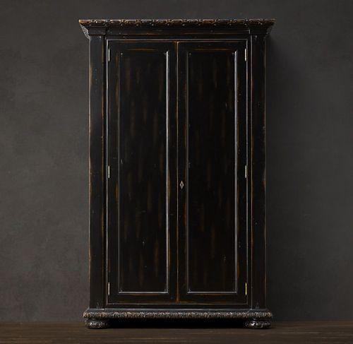 Best Sharp Chic 10 Sleek Black Armoire Designs Armoire 400 x 300