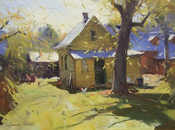 Colley Whisson • $1400 SOLD