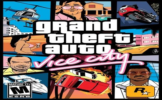 Grand Theft Auto Vice City PC Game Full Download