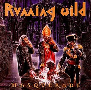 House of War: RUNNING WILD- Masquerade (1995)
