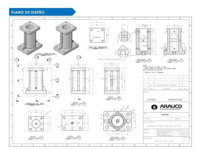 Resultado de imagen de planos mecanicos industria