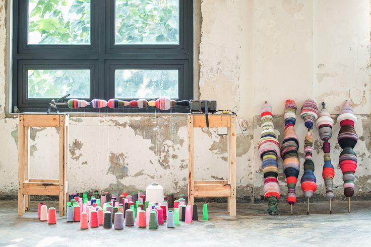 upcycled obje installation www.umalong.com