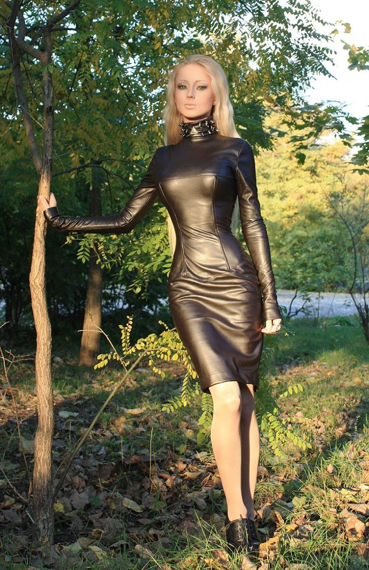 The best dress fetish gallery leather watching her